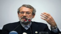 Laricani: İran'ın yolu, sorunları diyalogla çözmektir