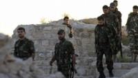 Suriye Aslanları operasyonlara devam ediyor