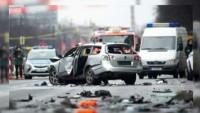 Almanya'da patlama: 1 ölü