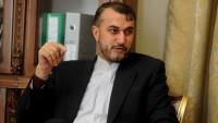 Emir Abdullahiyan: ABD'nin müdahalesi bölgeyi güvensiz hale getirdi
