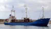 Türkiye'ye ait silahların olduğu gemi Yunanistan tarafından durduruldu