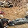 Irak'ta 30 IŞİD teröristi gebertildi