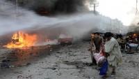 Yemen'in güneyinde patlama