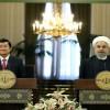 İran ile Vietnam cumhurbaşkanları görüştü