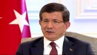 Davutoğlu: Suriye'de istikrarın sağlanması Türkiye ve Ürdün için önemli