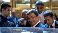 Türkiye Başbakanı Davutoğlu Ürdün'de