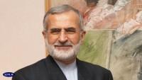 Harrazi, Suriye ulusal barış devlet bakanı ile görüştü