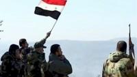 Suriye'nin Karyeteyn kenti kurtarıldı