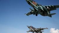 Suriye jetleri, Rakka'da IŞİD hedeflerini vurdu