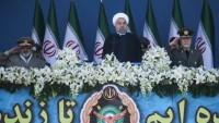 Ruhani: İran'ın gücü, komşuları ve İslam ülkelerine karşı değil