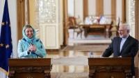 Mogherini: İran'ın füze denemeleri, nükleer anlaşmaya aykırı değil