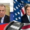 Rusya ve Amerika dışişleri bakanları arasında telefon görüşmesi