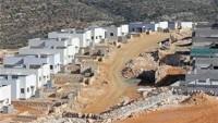 Siyonist İsrail site projelerini hızlandırıyor