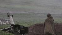 Karabağ'da çıkan çatışmalarda bir Azeri asker daha yaşamını yitirdi