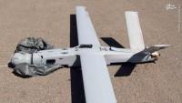 Yemen ordusu Suudi rejimine ait bir insansız hava aracını yere indirdi