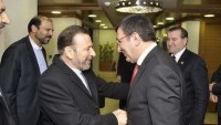İran cumhurbaşkanı özel temsilcisi Ankara'da