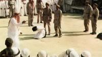 Suudi rejiminin Arabistan halkına yönelik zalimane politikaları sürüyor