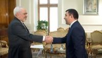 İran ve Azerbaycan arasında ilişkiler gelişiyor