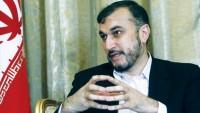 Emir Abdullahiyan HAMAS yetkilisi ve Azerbaycan Cumhuriyeti büyükelçisiyle görüştü