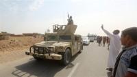 Musul'da stratejik bir bölge daha IŞİD'den kurtarıldı