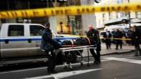 New York'ta silahlı saldırı