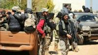 Teröristler Halep'te sarı fosfor kullanmak istiyorlar