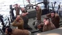 İran karasularına illegal giren Amerikalı deniz güçleri komutanı ihraç edildi