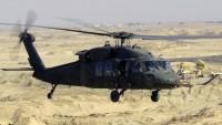 Amerikan helikopterleri, IŞİD'in işgali altındaki bölgeye indi