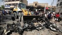 Bağdat'ta iki ayrı patlama: 3 ölü, 10 yaralı