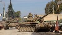Suriye birlikleri, Halep'te kader belirleyici operasyona start verdiler