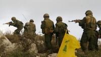 Lübnan Direniş Güçleri Teröristlerin Mevziilerine Saldırdı