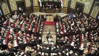 Suriye'de yeni parlamento başkan seçimi