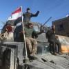 Irak güçleri, Bağdadi'nin hilafetini ilan ettiği caminin yanında
