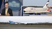 Amerikalı temsilciler İran'a Boeign uçaklarının satışını engellemeyi ele alıyor