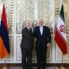 İran ve Ermenistan dışişleri bakanları arasında görüşme