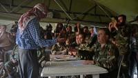 Muhalifler Grup Grup Teslim Oluyor: Şam'ın güneyinde 1500 kişi silahlarıyla birlikte teslim oldular