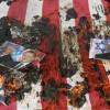 Ankara'da siyonist rejim büyükelçisinin ikametgahının önünde gösteri