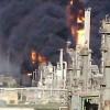 İran Petrol Bakanı: Bu Ali Petro Kimya Tesisi'ndeki yangının nedeni, teknik arızaydı