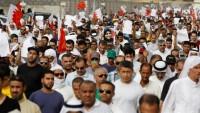 Bahreyn'de, Cuma namazı yasağı aleyhinde gösteri