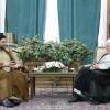 Ayetullah Rafsancani Irak ulemasının terörizmle mücadeledeki rolüne vurgu yaptı