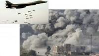 Yemen'e Suudi uçaklarının saldırıları sürüyor