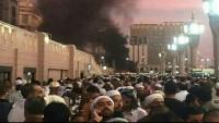 Ziyaretçilerin canından olması, Al-i Suud rejiminin kifayetsizliğinden