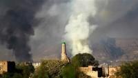 Katil Suud, Yemen'i bir kez daha bombaladı