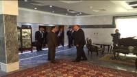 Mısır'ın Bağdat elçiliği açıldı