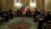İran-Bulgaristan arasında üç işbirliği anlaşması