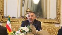 İran, bölge krizinin çözümü için ortak bir süreç başlatılmasını istemekte
