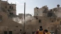 Suriye'nin güney batısına teröristler havan topu saldırısı düzenledi