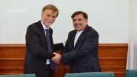 İran ve İtalya arasında ortak hızlı tren yapımı konusunda bildiri