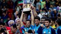 İranlı genç grekoromenciler Asya şampiyonu