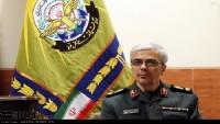 İran Genelkurmay Başkanı Bakıri, silahlı kuvvetlerin savunma gücüne vurgu yaptı